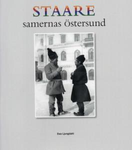 Östersund har en lång historia som samisk mötesplats. Om detta berättar Ewa Ljungdahl i en nyutkommen skrift.